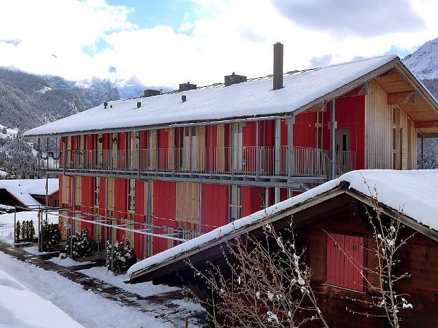 Apartment Schweizerheim CH3823.40.1