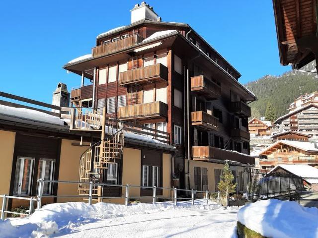 Apartment Schweizerhof CH3823.41.2