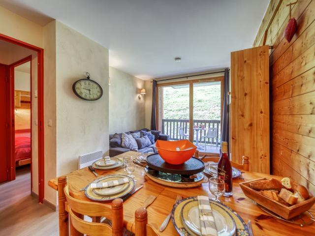 Apartment LES ALPAGES DU CORBIER