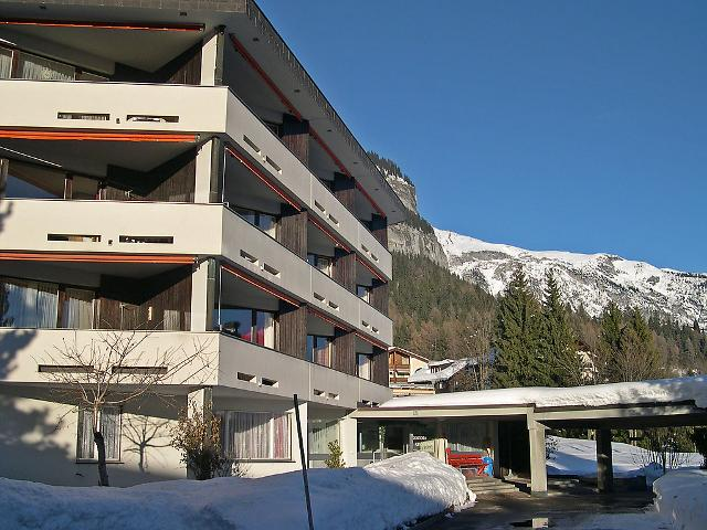 Apartment Residenza Quadra CH7017.210.1