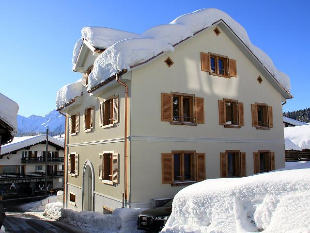 Apartment Vitg Grond A1