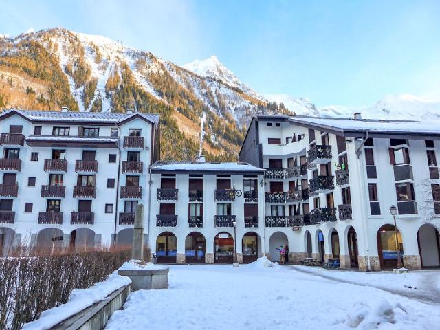 Apartment Le Triolet FR7460.780.6