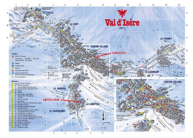 Apartments Residence Centauree