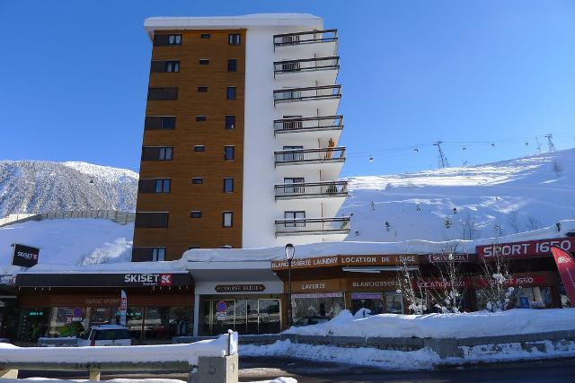 Apartments Ourse Bleue