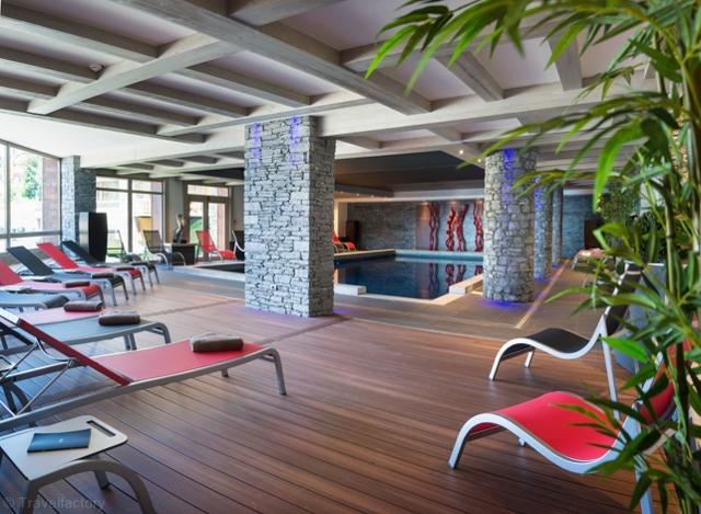 Résidence CGH & SPA Le Lodge Hemera 4*