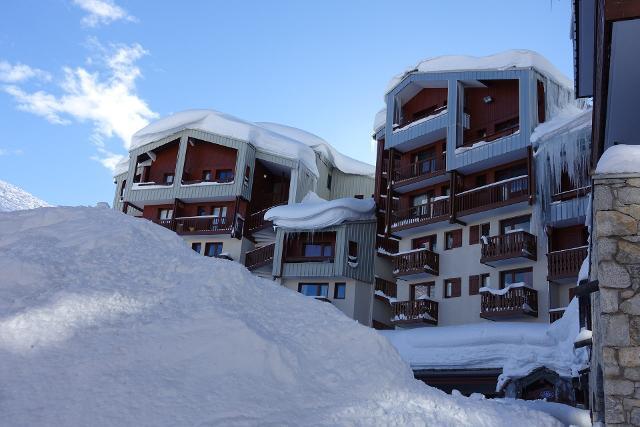 Appartements Hameau Du Borsat 2