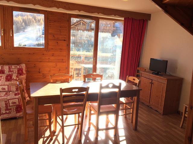 Appartement Le Hameau Des Ecrins PSV500-C121