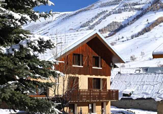 Chalet Odalys Alpina 3*