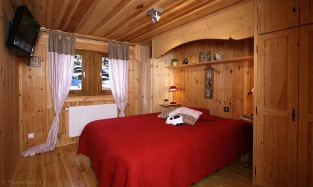 Chalet Odalys Leslie Alpen 5*