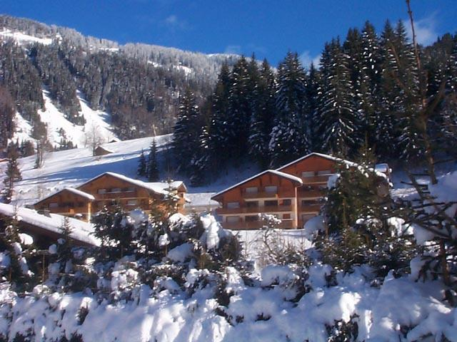 Apartments Les Tyroliens