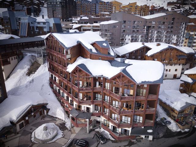 Appartements Silveralp