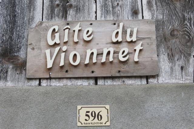 Gîte du Vionnet 69129