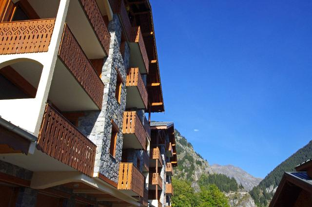 Appartements Le Chardonnet