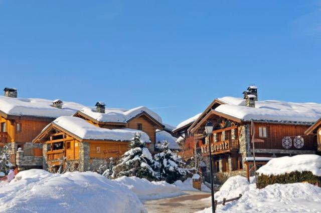 Résidence VVF Club Intense Le Balcon du Mont Blanc