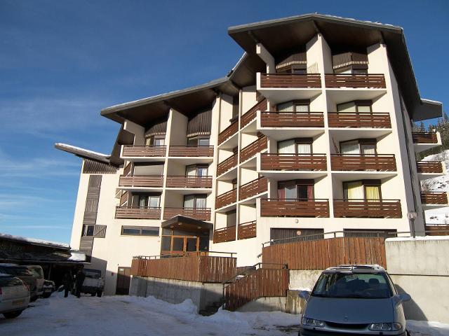 Appartements Aravis 1500