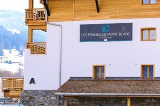 Residence Les Fermes du Mont Blanc 4*
