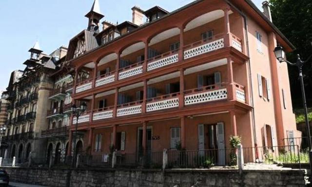 Appartement 5 pers. au pied du Mont-Blanc
