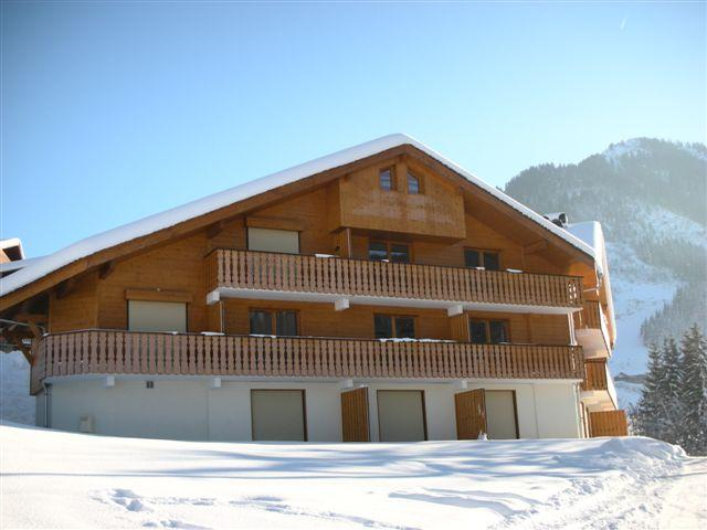 Appartements Les Balcons De Chatel