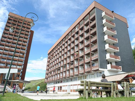 Apartments Les Lauzes