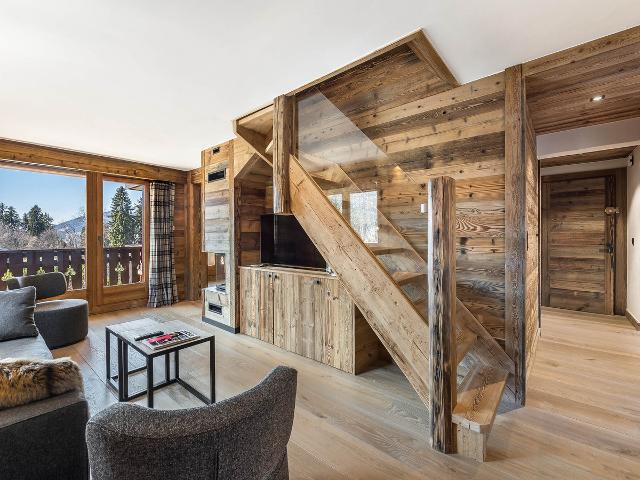 Location Appartement 5 pièces MEGEVE MONT D'ARBOIS