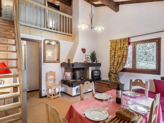 Location Appartement 3 Pièces duplex MEGEVE PROCHE