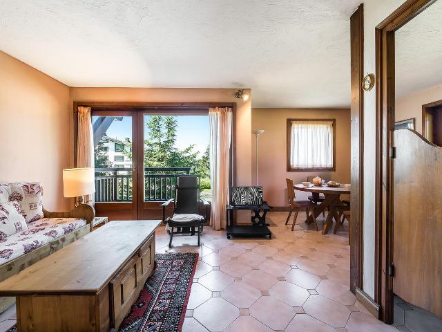 Location Appartement 2 pièces MEGEVE MONT D'ARBOIS.