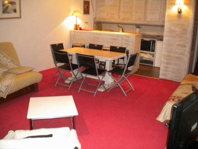 Location Studio Cabine MEGEVE MONT D'ARBOIS