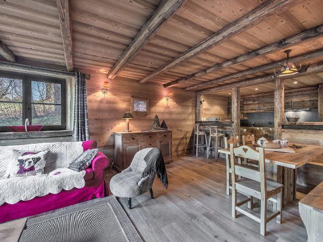 Location Appartement 4 pièces MEGEVE ROCHEBRUNE
