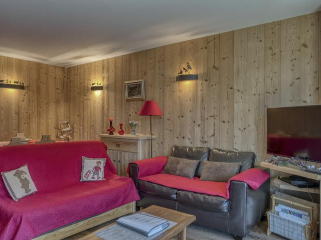 MEGEVE - 4 pers, 50 m2, 2/1