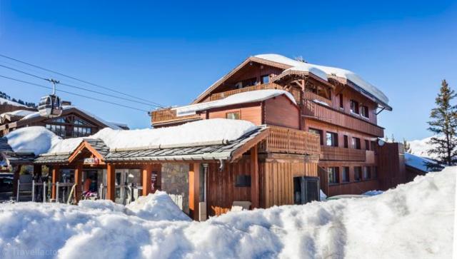 Hôtel Le New Solarium 3*