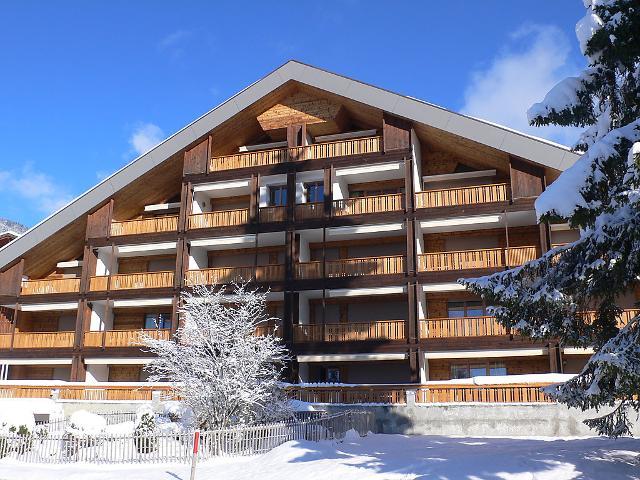 Apartment La Berciere CH1884.175.5