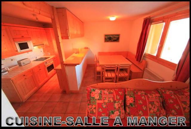 Appartement Le Petit Karibou - 8/12 Couchages