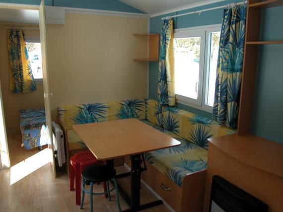 Mobil home Petit 2 chambres - Sun Roller SUNROLLER