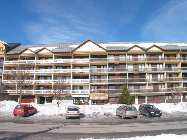 Apartments Aiguilles