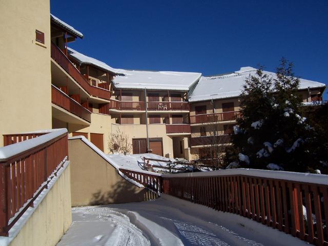 Apartments Residence Le Thymel