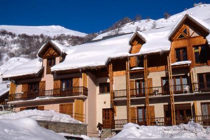 Appartements La Borge