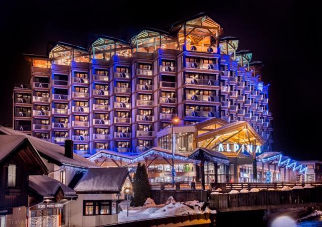Alpina Eclectic Hôtel Chamonix 4*