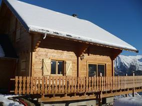 Chalet Le Pastel Des Alpes