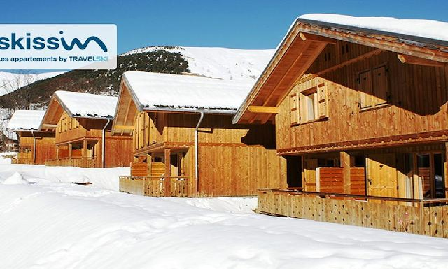 Skissim Classic - Résidence Chalets de l'Arvan 2