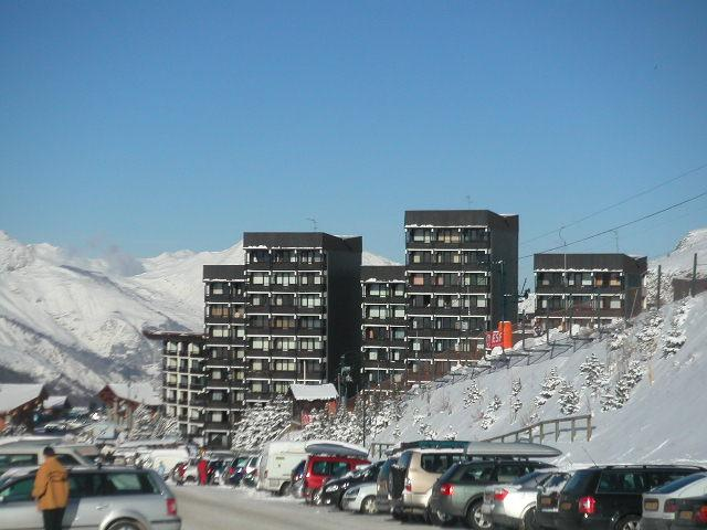 Apartments Alpages