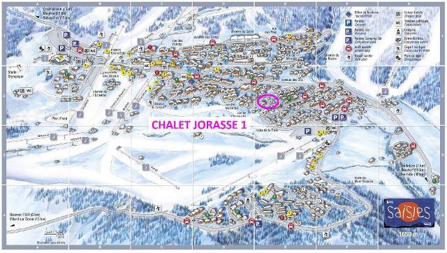 Chalet Jorasse 1 B