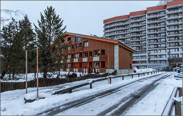 Appartements Les Bartavelles
