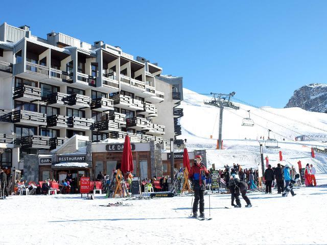 Appartements Hauts Du Val Claret B