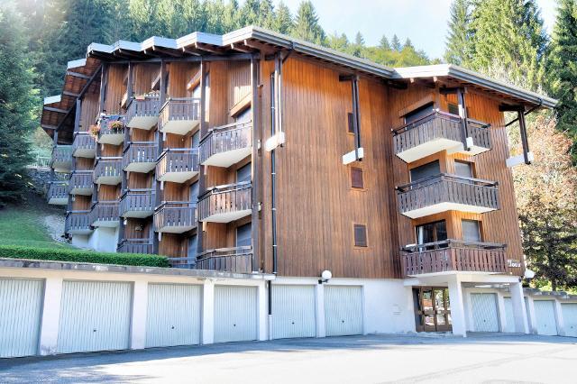 Apartments Les Joux