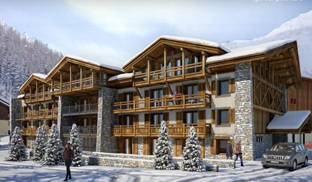 Appartements Grizzly