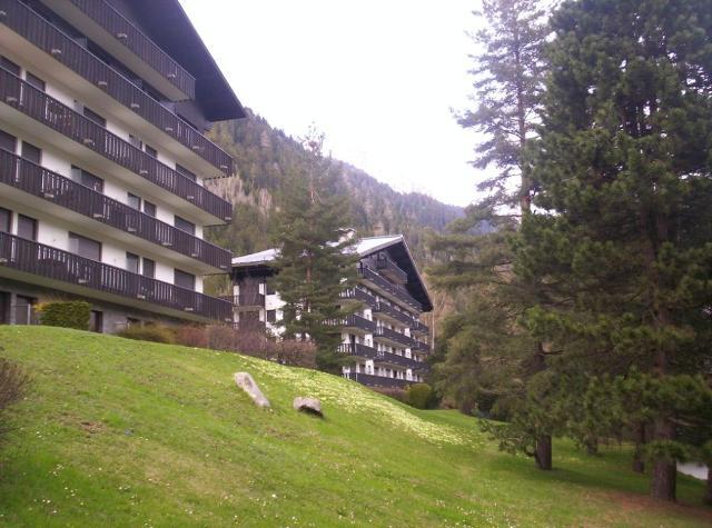 Apartments Brevent - Bat B .136