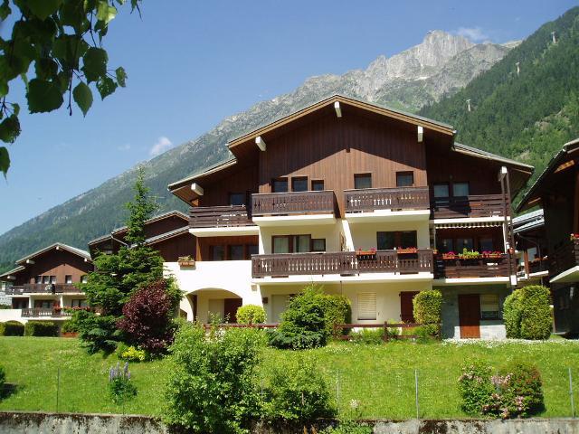 Apartments Jardins Mont Blanc - Gentiane