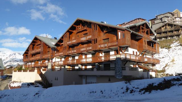 Apartments Balcon Des Pistes 56000326