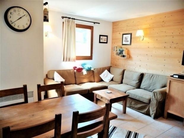 Appartement Jardin Alpin