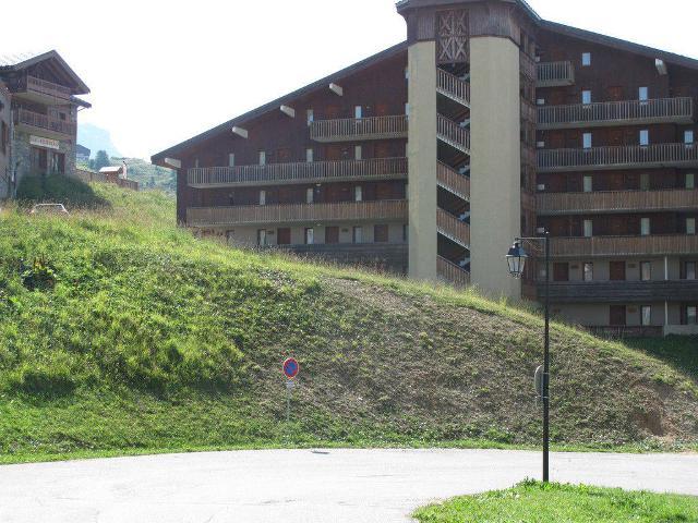 Apartments Le Mont Soleil B